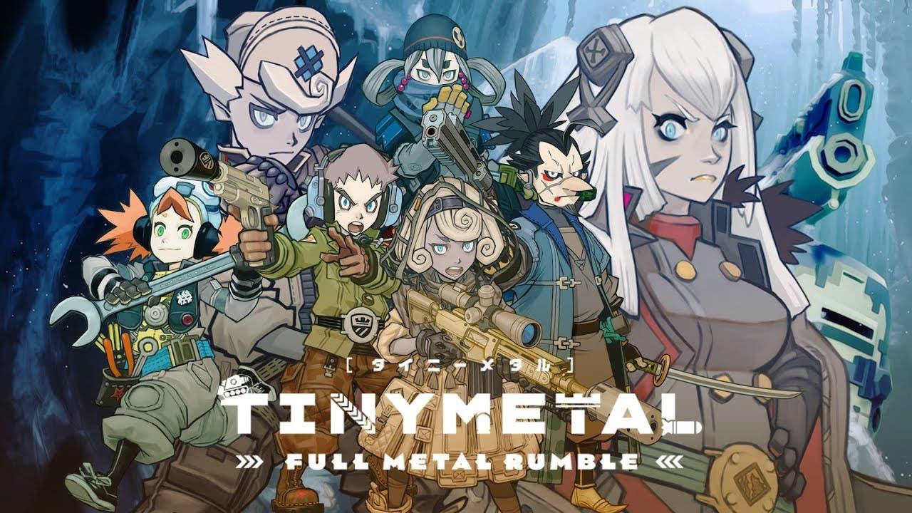tiny metal full metal rumble the