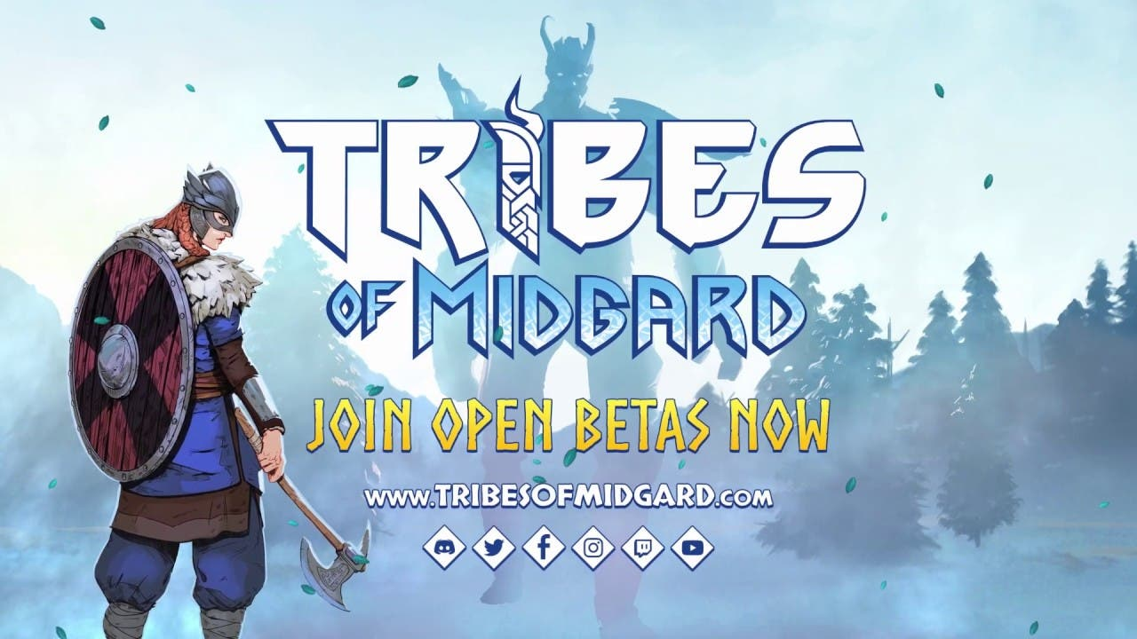 tribes of midgard set to release