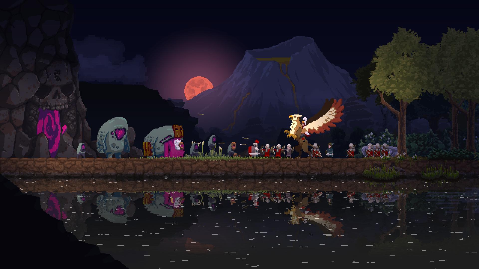 Challenge Islands x3 Skull Reveal 01