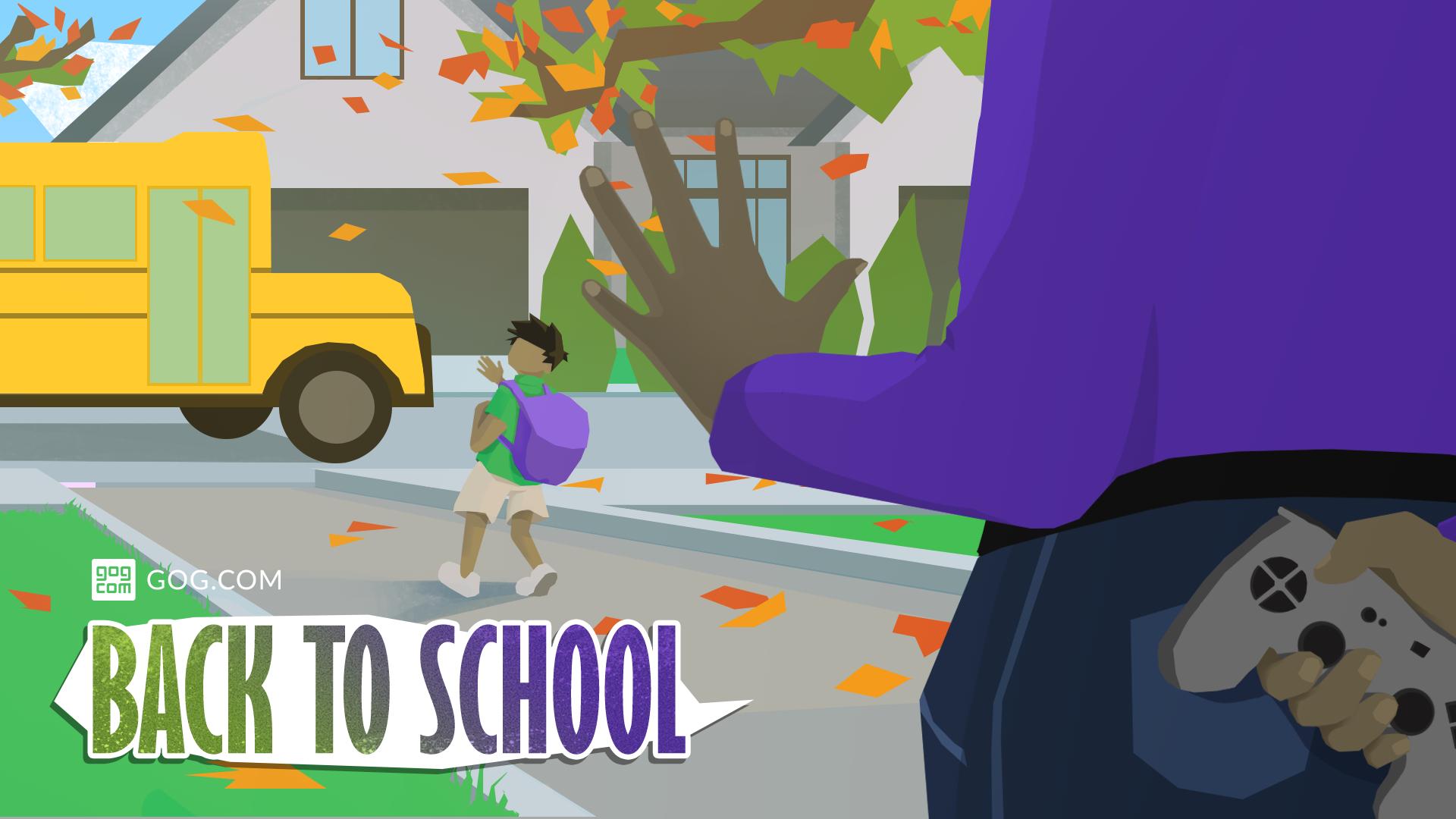 GOG back to school