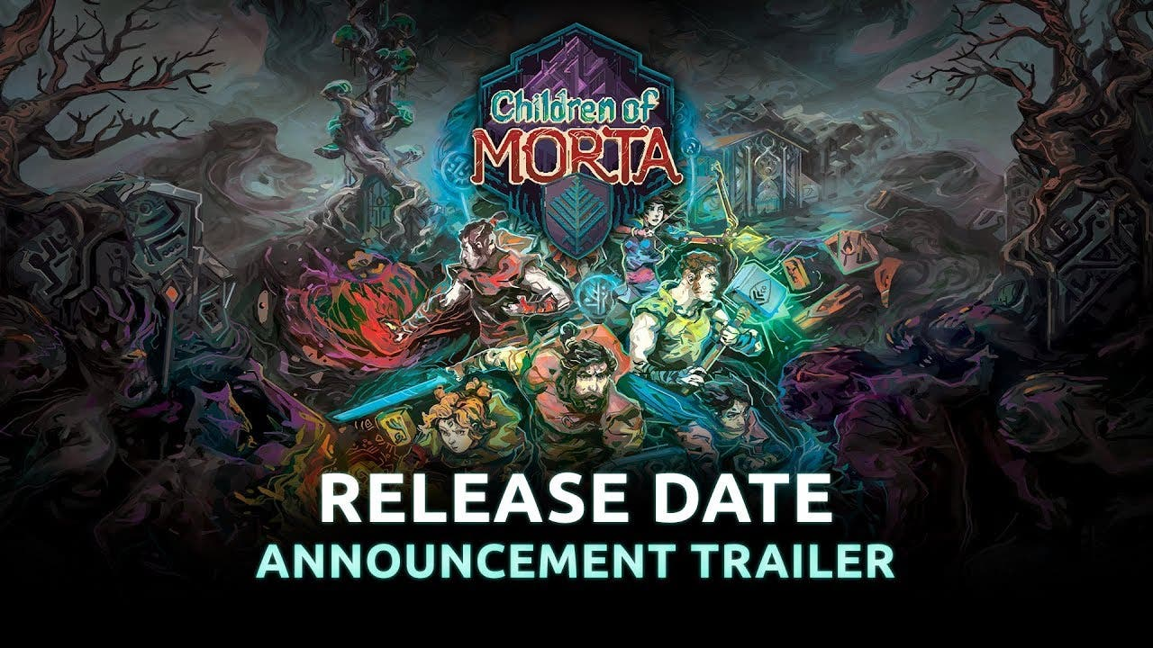children of morta is a roguelike