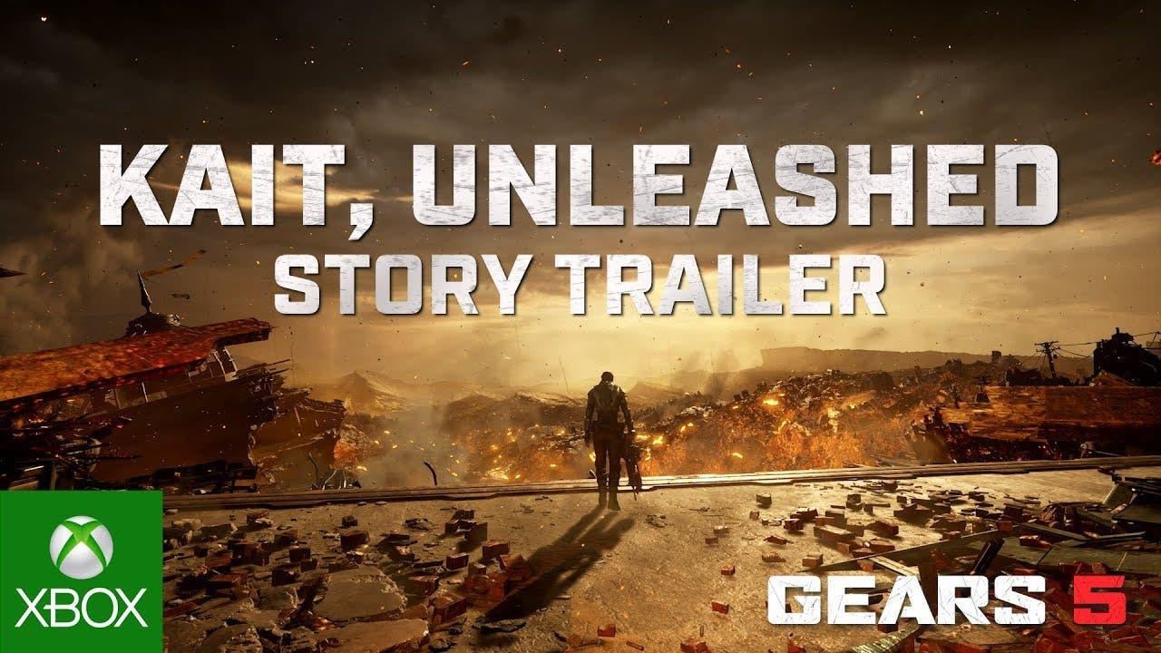 gamescom 2019 gears 5 story trai