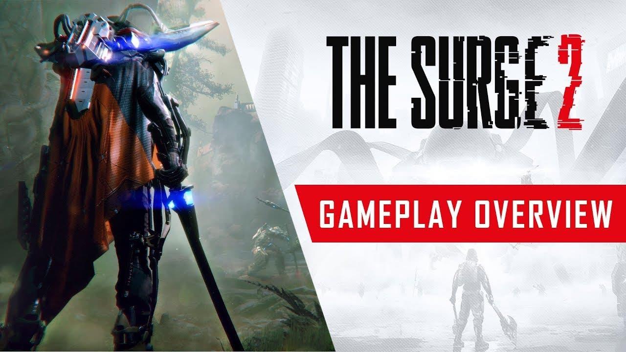 gamescom 2019 the surge 2 overvi