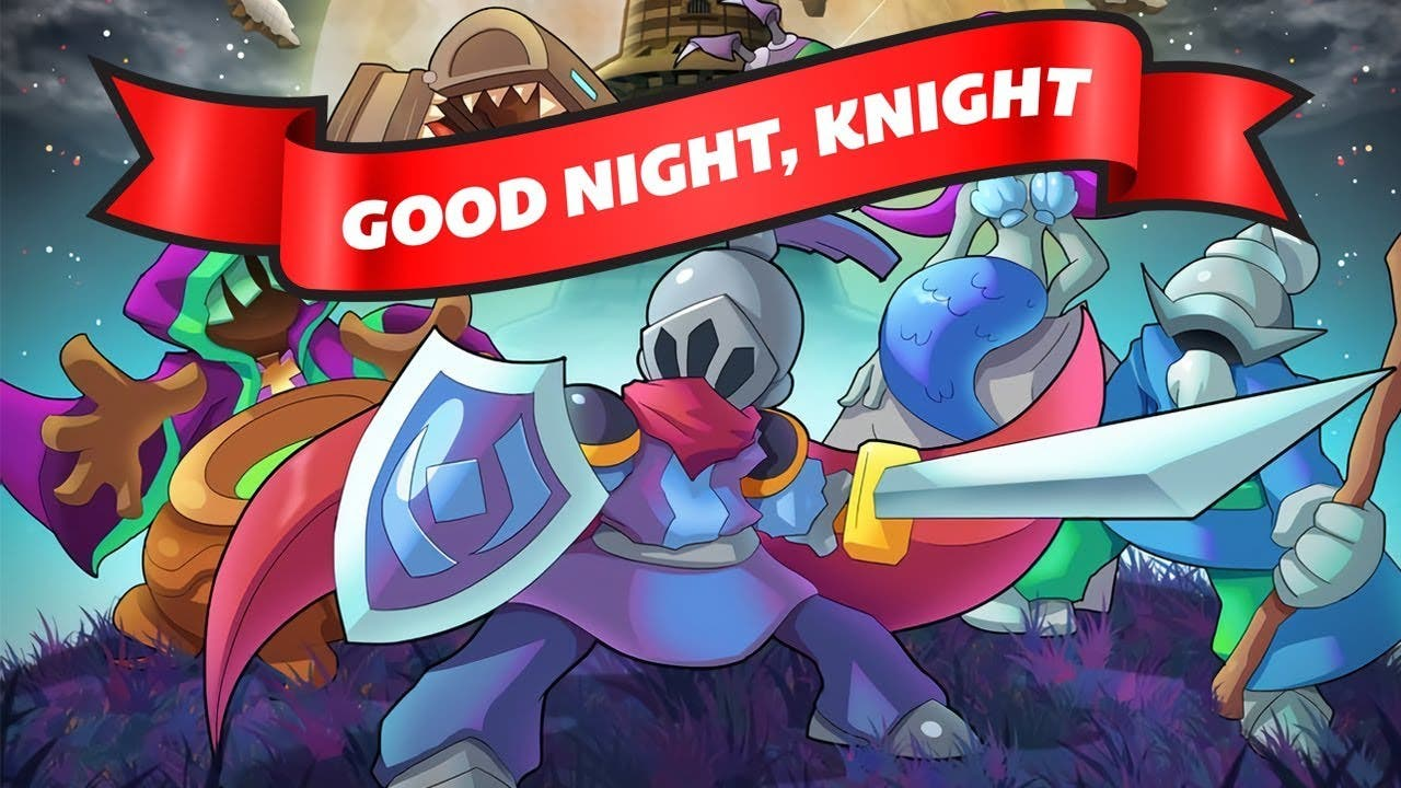 good night knight available for
