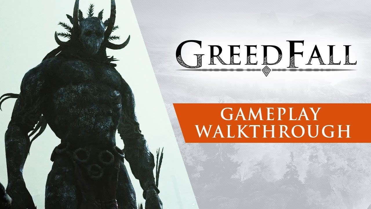 greedfall video features 14 minu