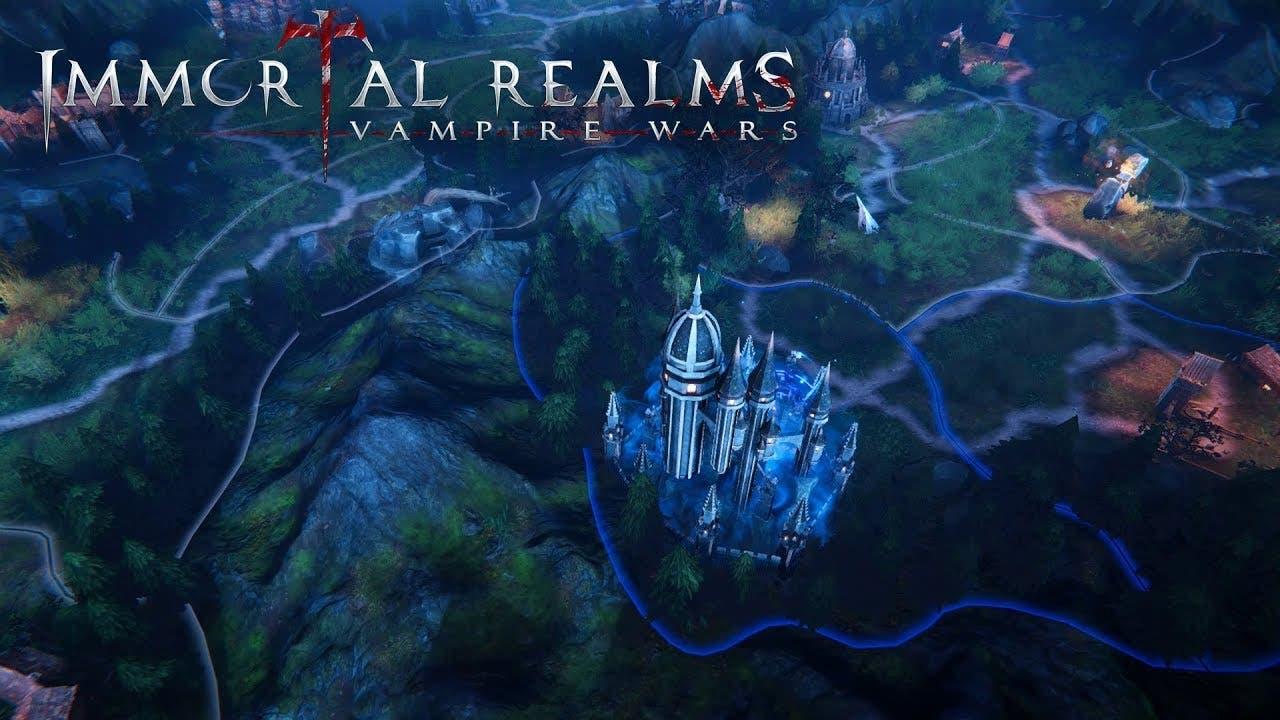 immortal realms vampire wars set