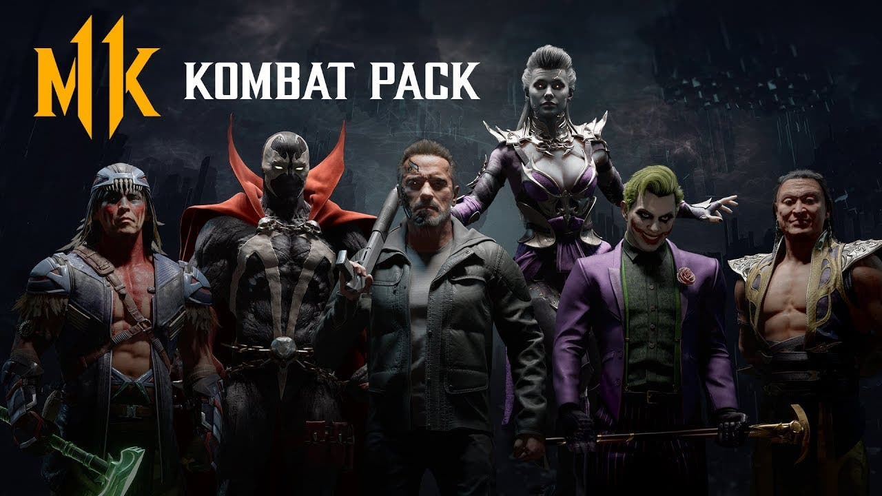 mortal kombat 11 trailer for the