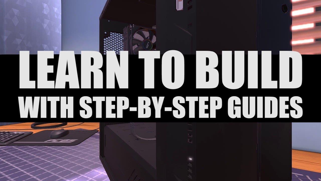 pc building simulator is now ava