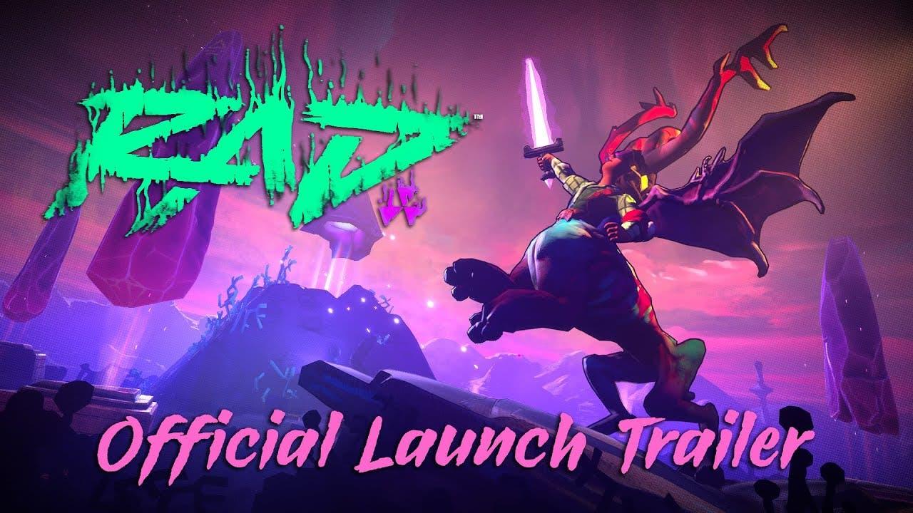 rad launch trailer drops ahead o