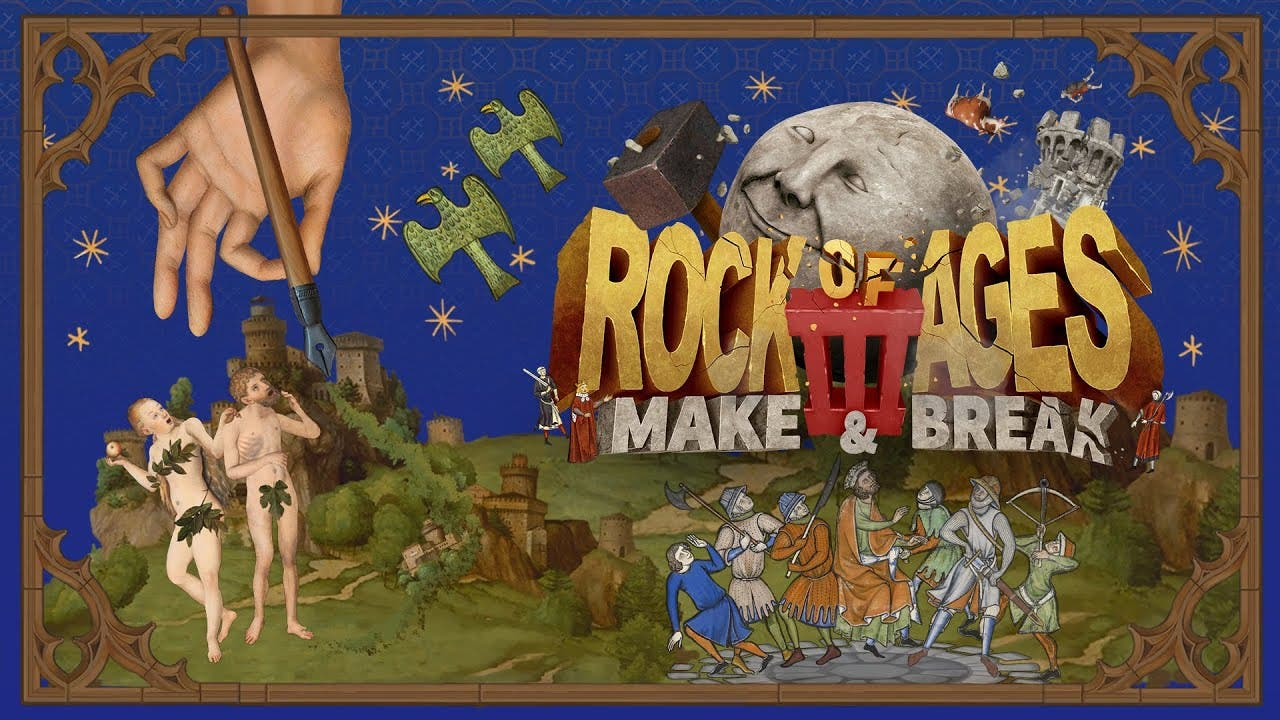 rock of ages 3 make break announ