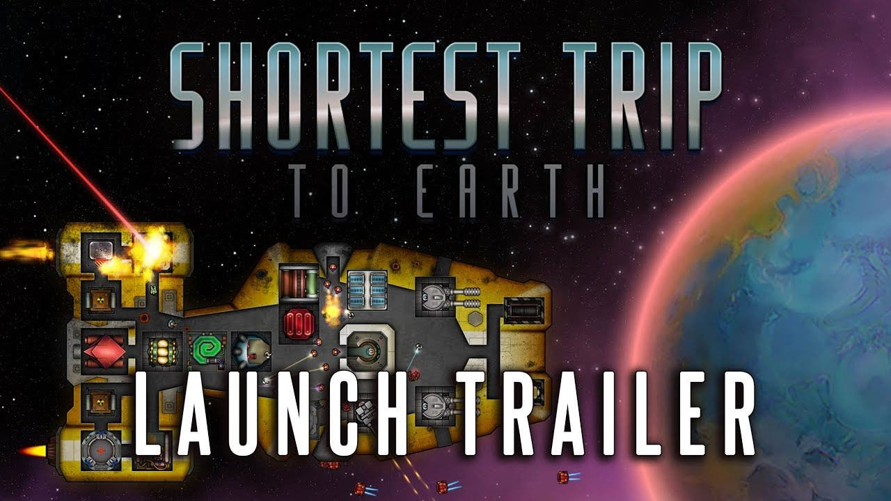 shortest trip to earth will rele