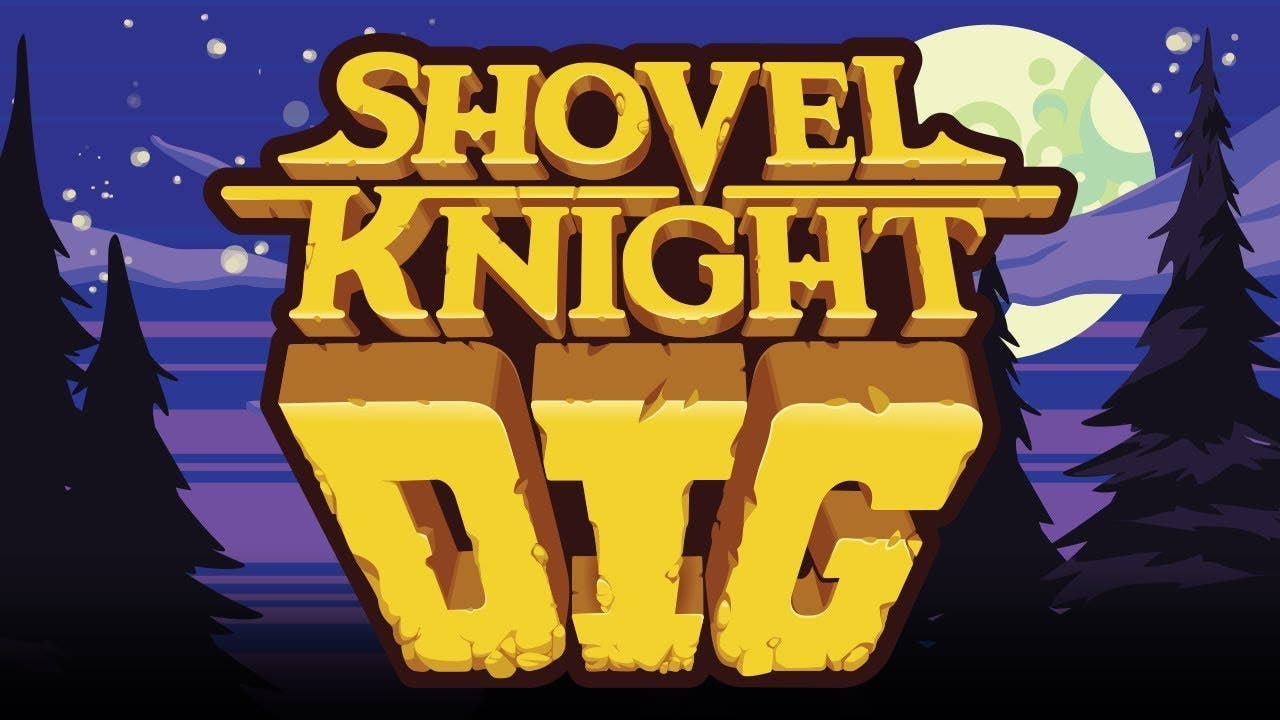 shovel knight dig announced comi