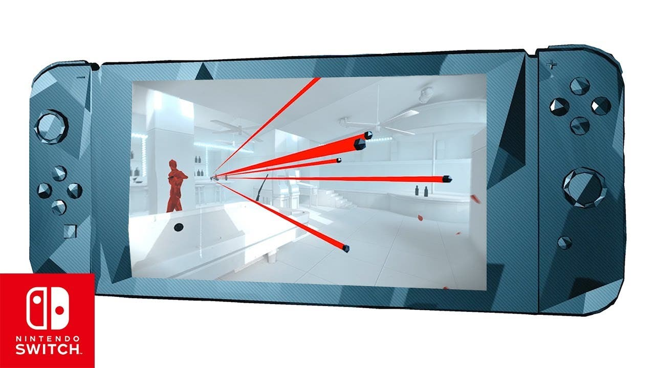 superhot is available on nintend