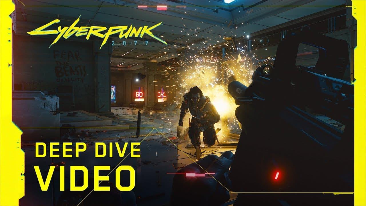 take a deep dive into cyberpunk