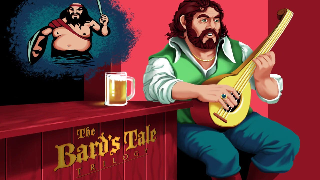 the bards tale trilogy and waste