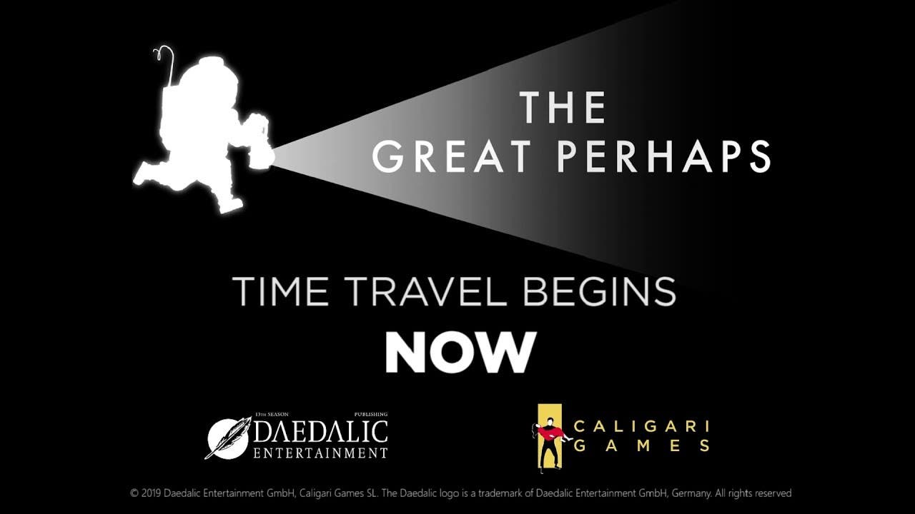 the great perhaps the time trave