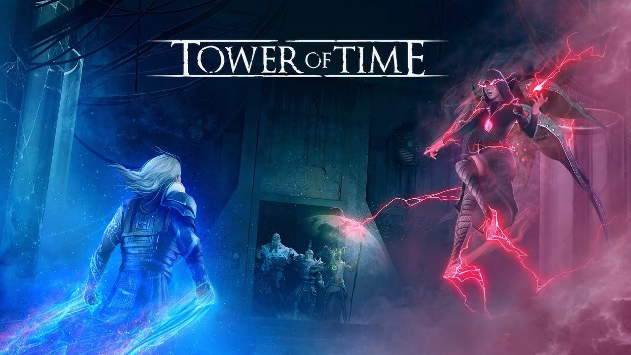 tower of time is coming to switc