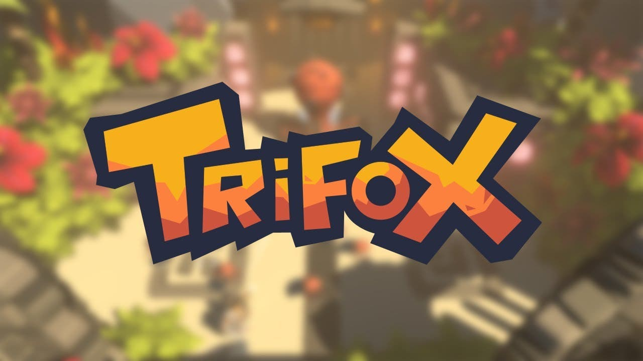 trifox is a top down action adve