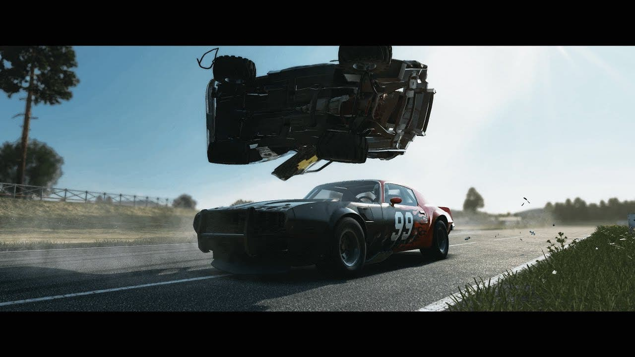 wreckfest releases onto consoles