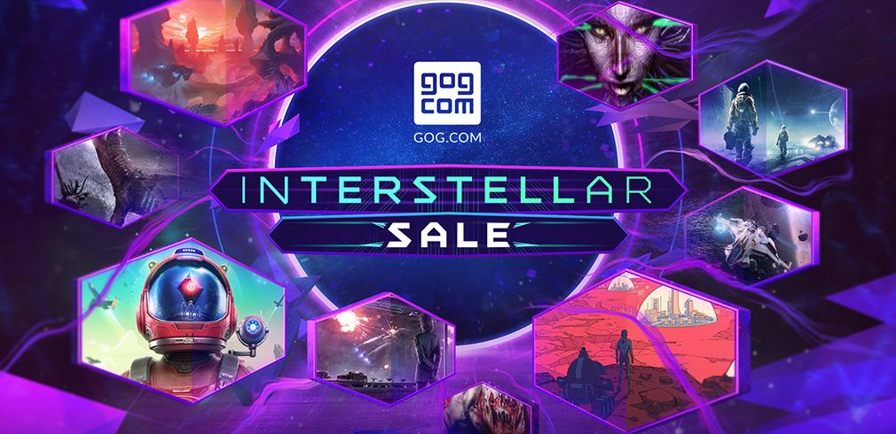 GOG Interstellar Sale