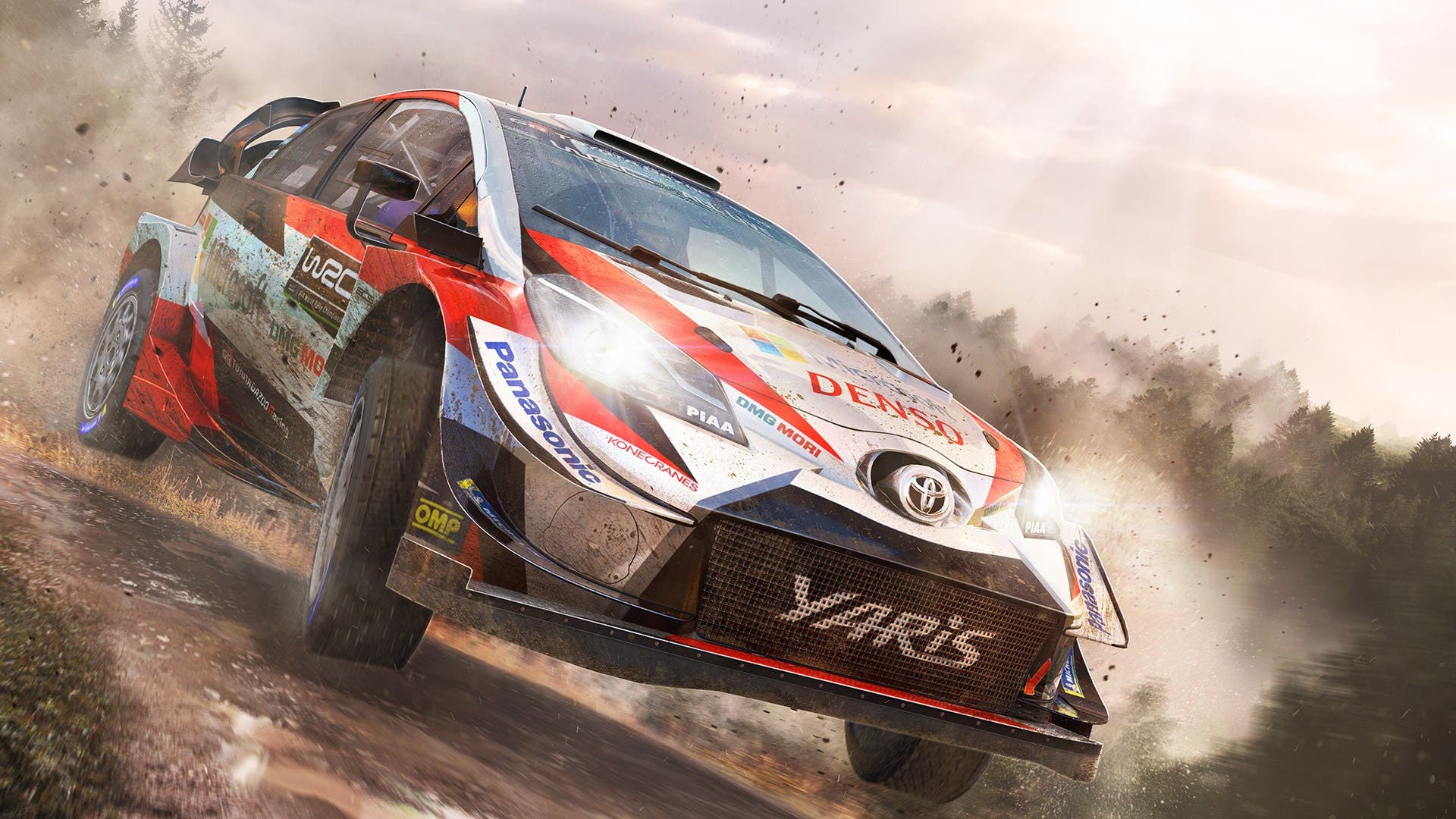 WRC8 review featured