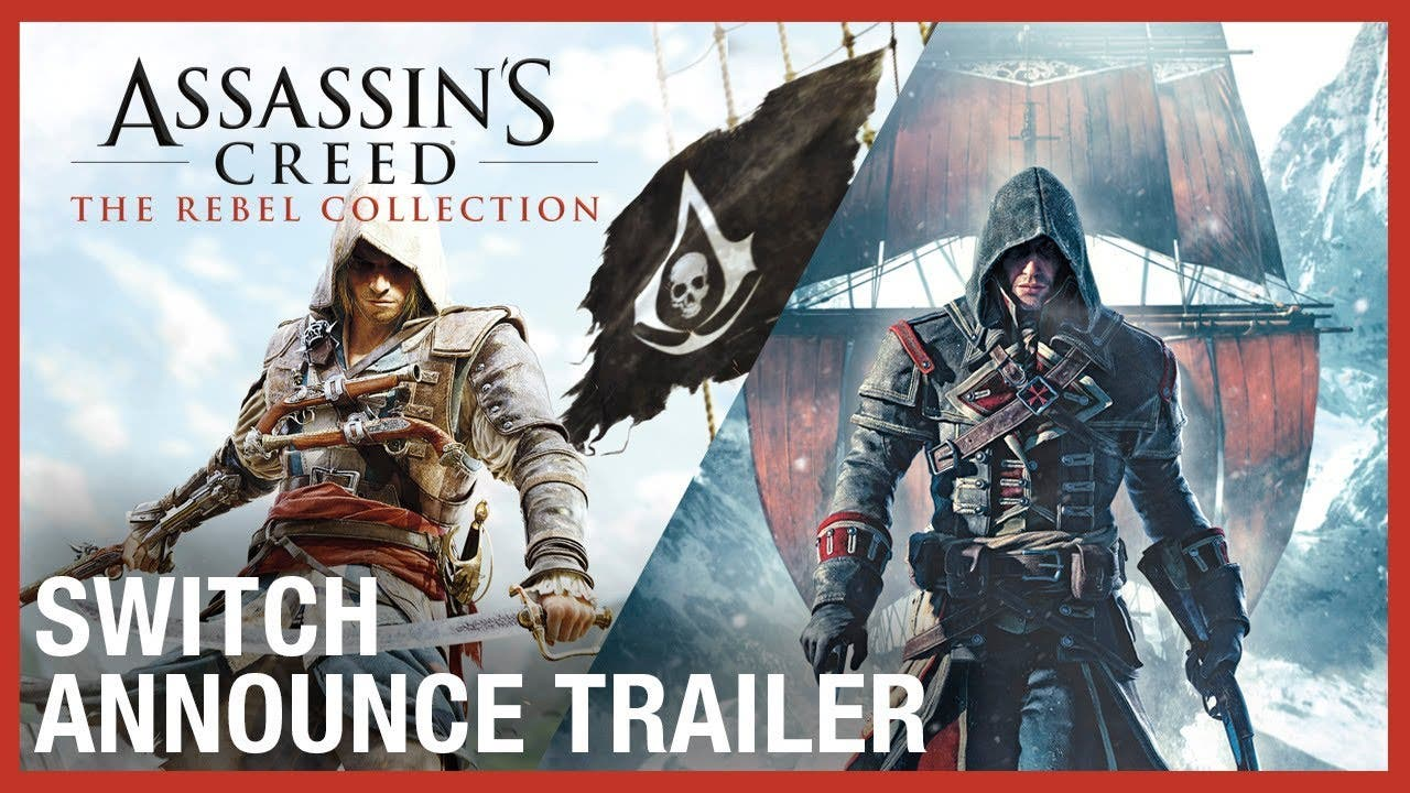 assassins creed the rebel collec