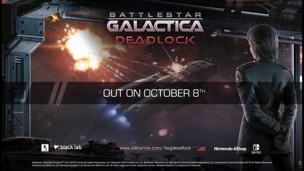 battlestar galactica deadlock to