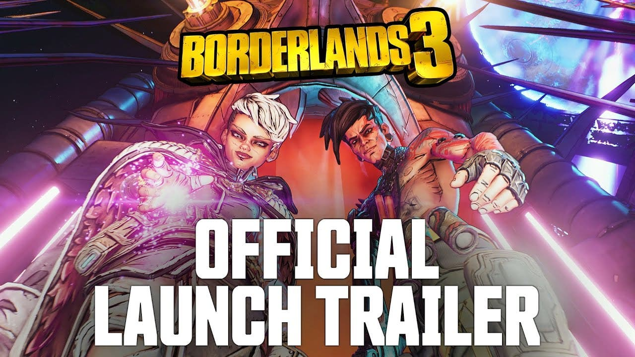 borderlands 3 is available now o