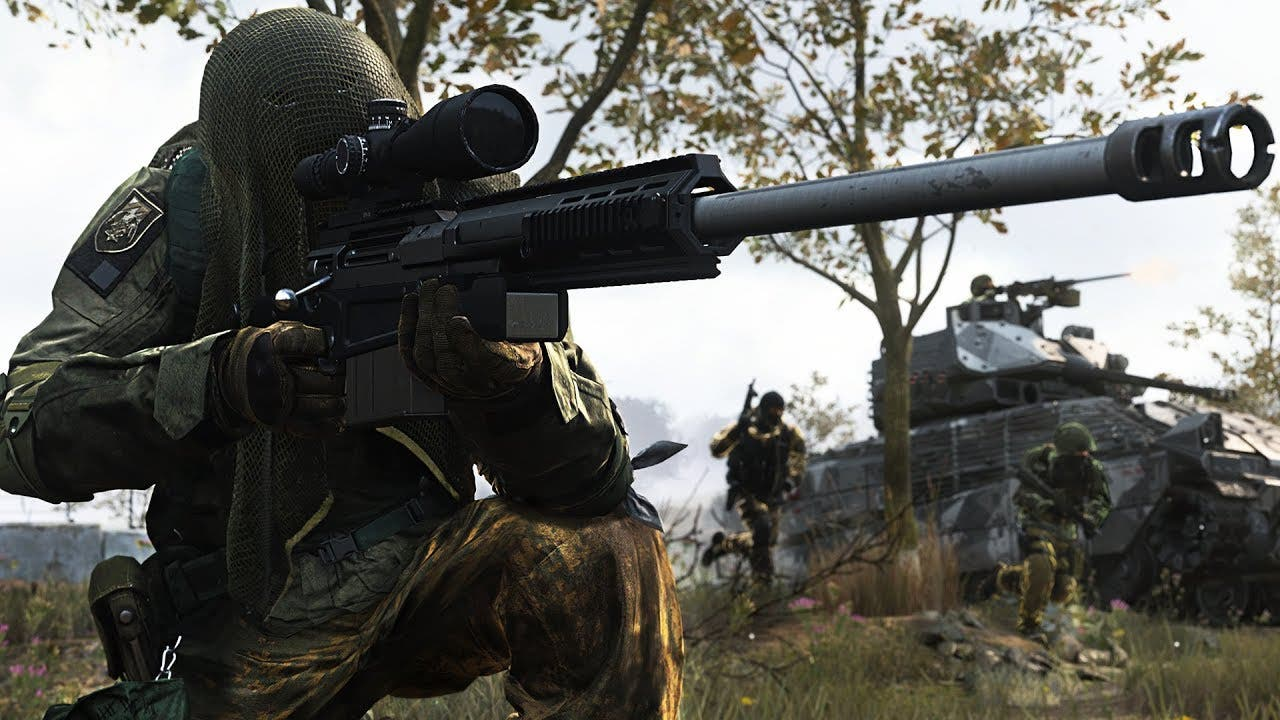 call of duty modern warfare begi