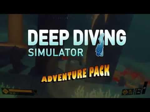 deep diving simulator receives a