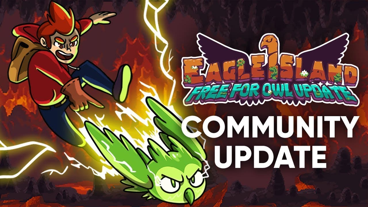 eagle island free for owl update