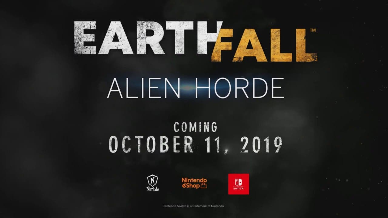earthfall is coming to switch as