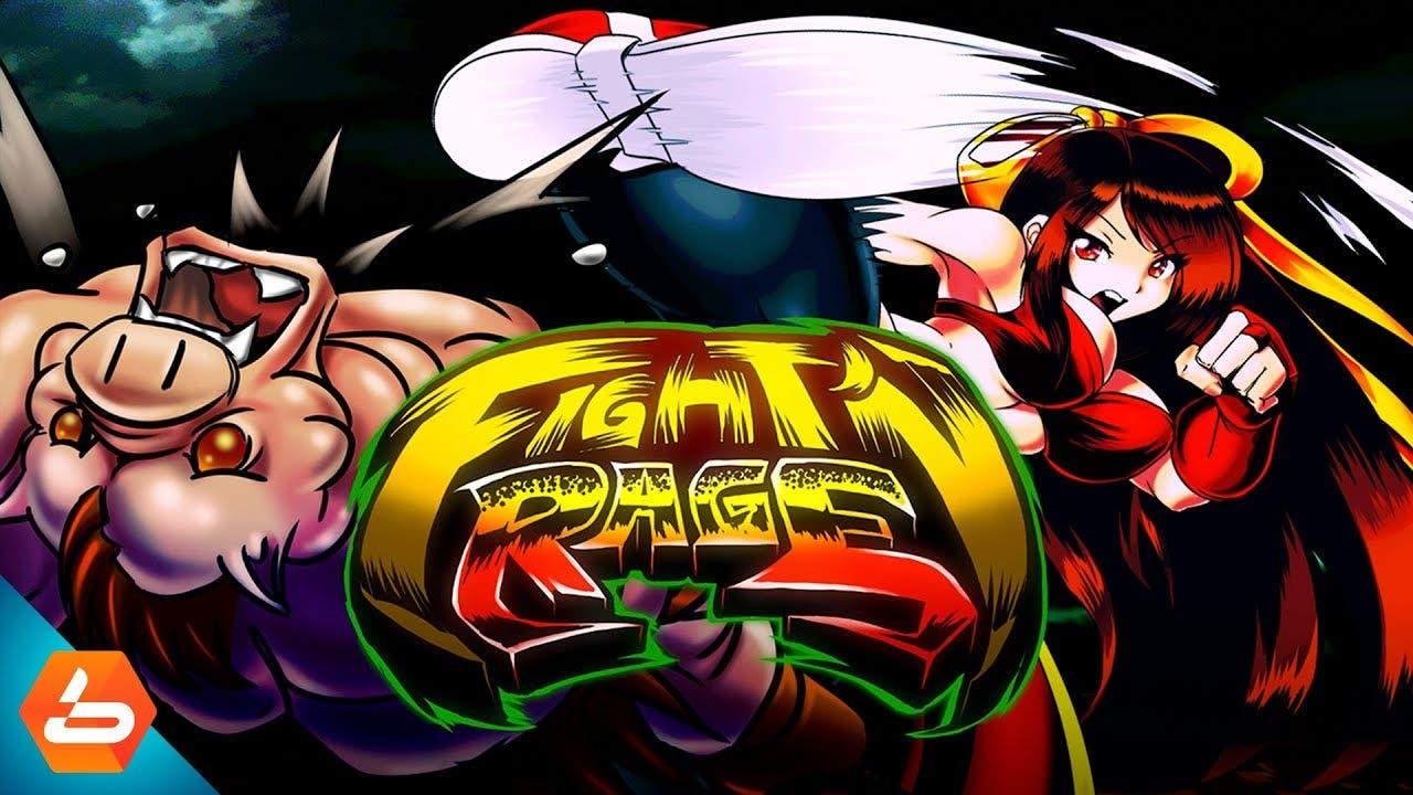 fightn rage brawls onto switch t