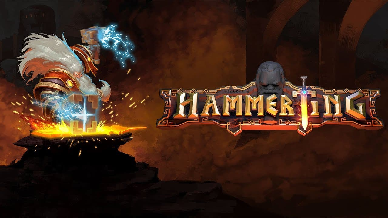 hammerting a dwarven mining colo