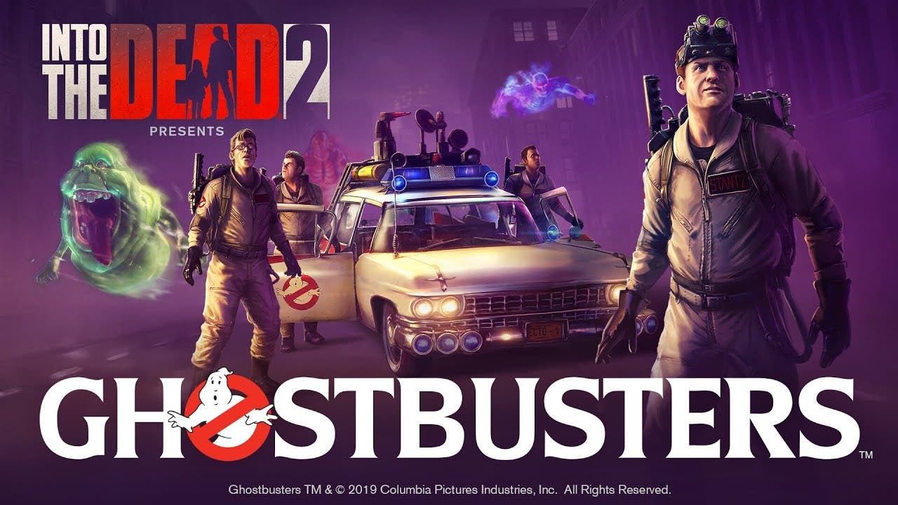 into the dead 2 gets ghostbuster