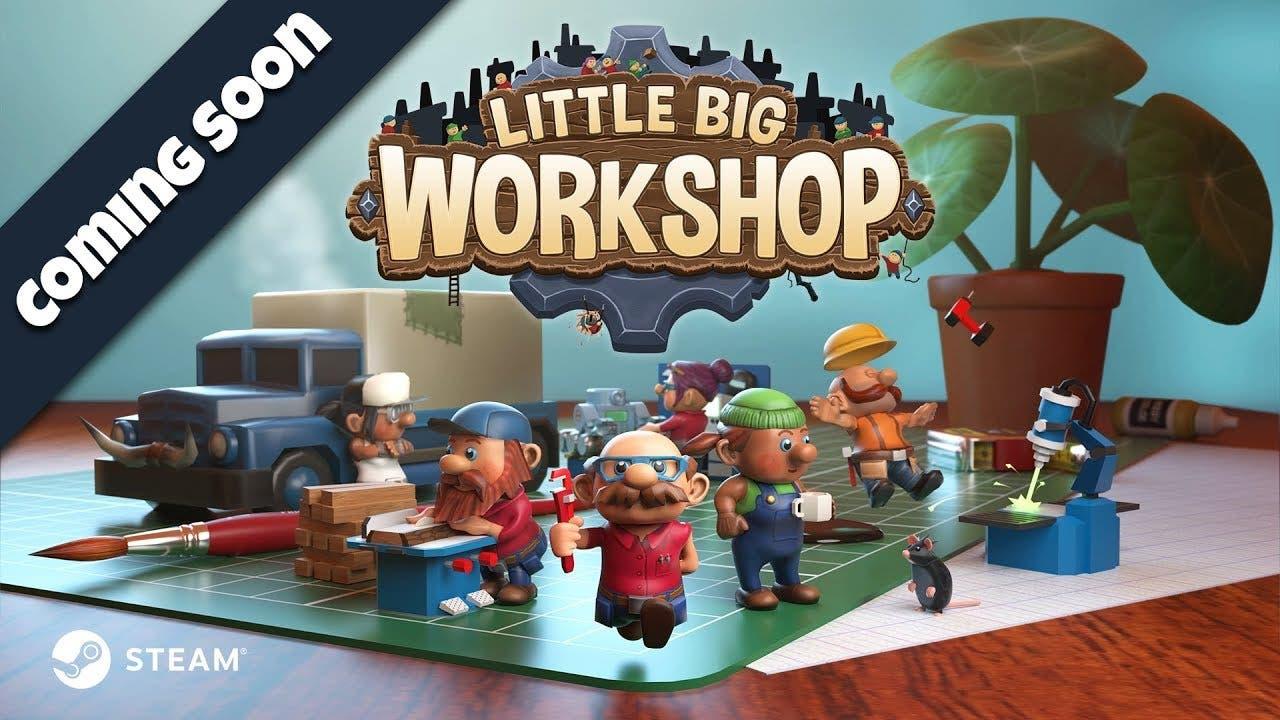 little big workshop announced a
