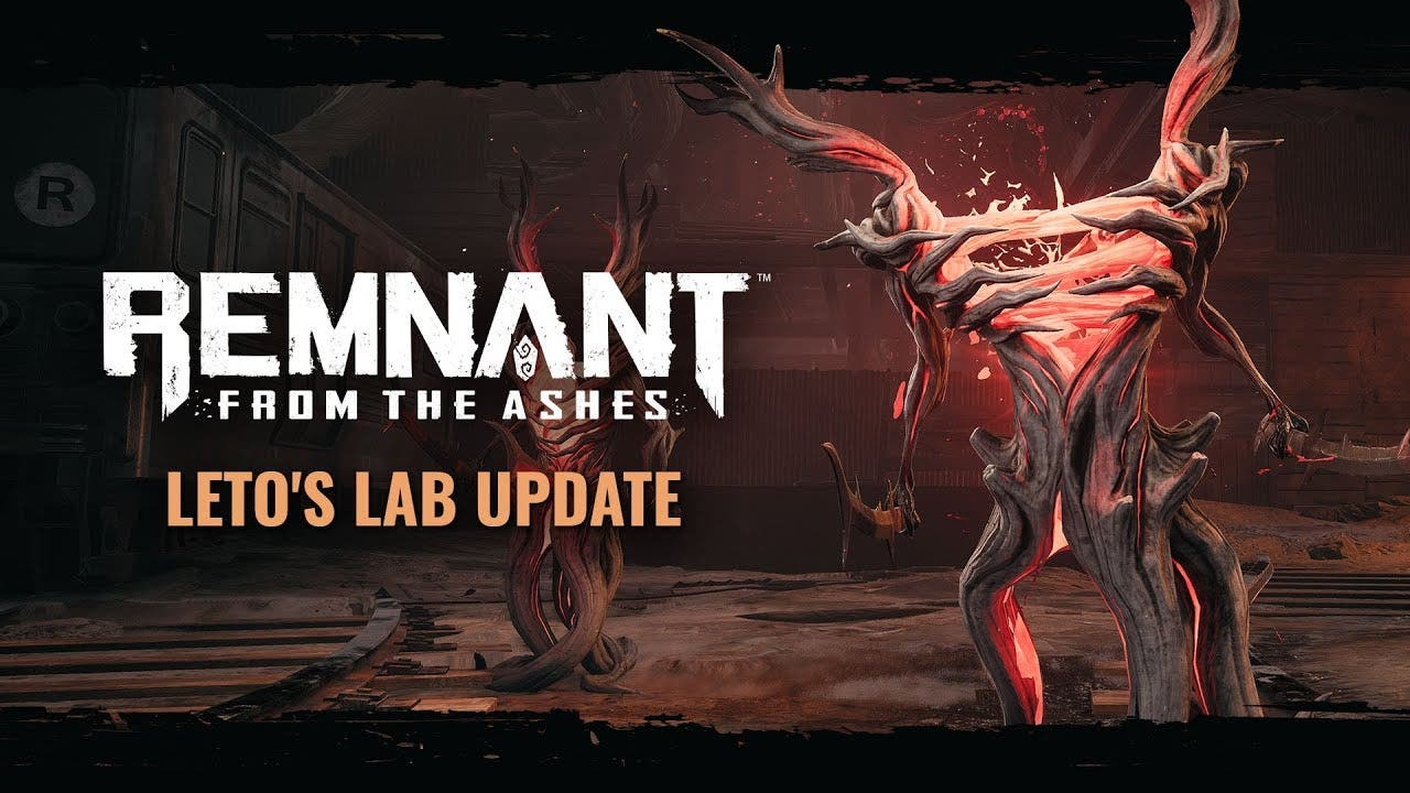 remnant from the ashes gets a ne