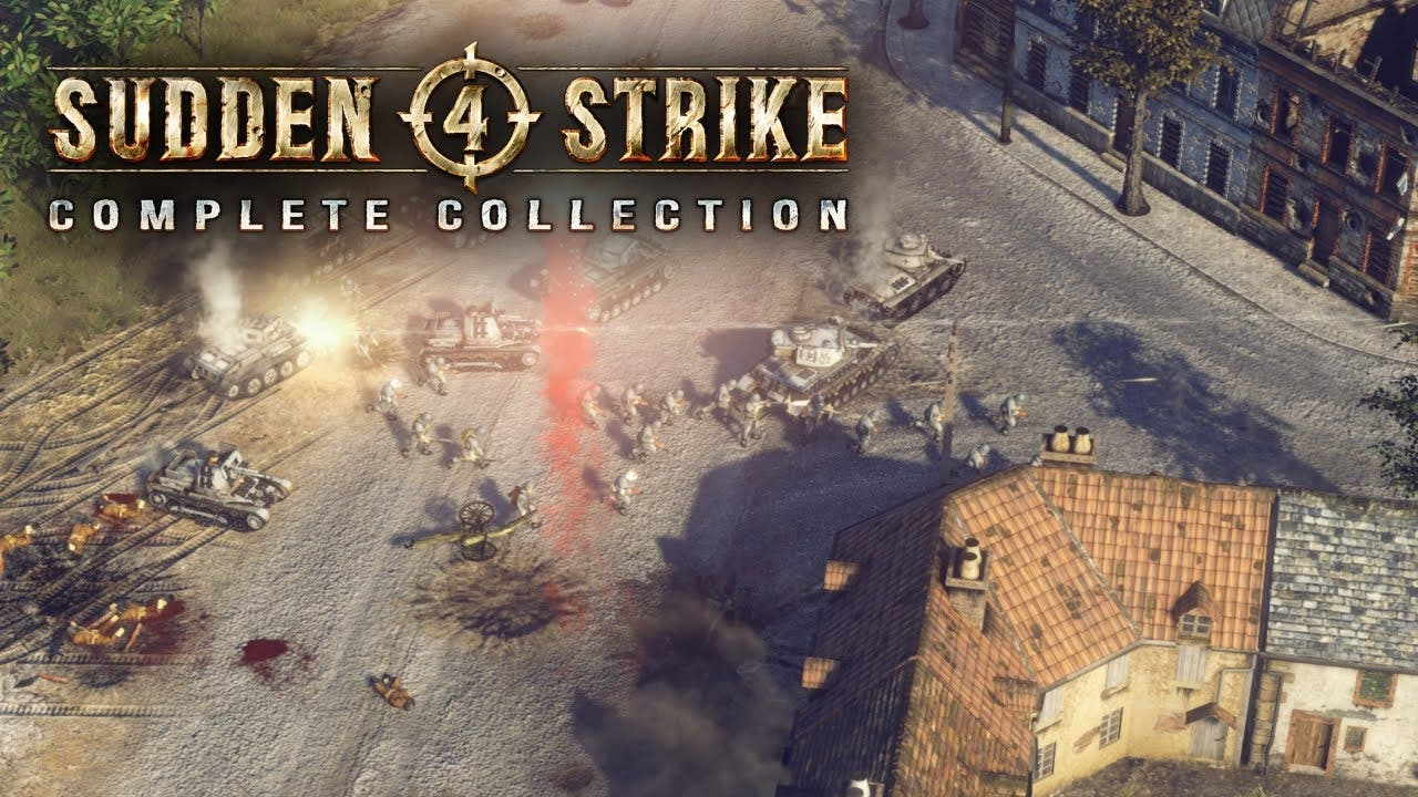 sudden strike 4 complete collect