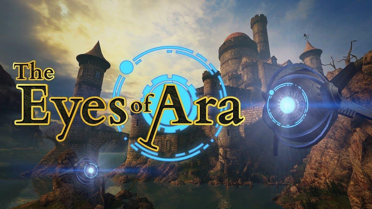 the eyes of ara brings the myst