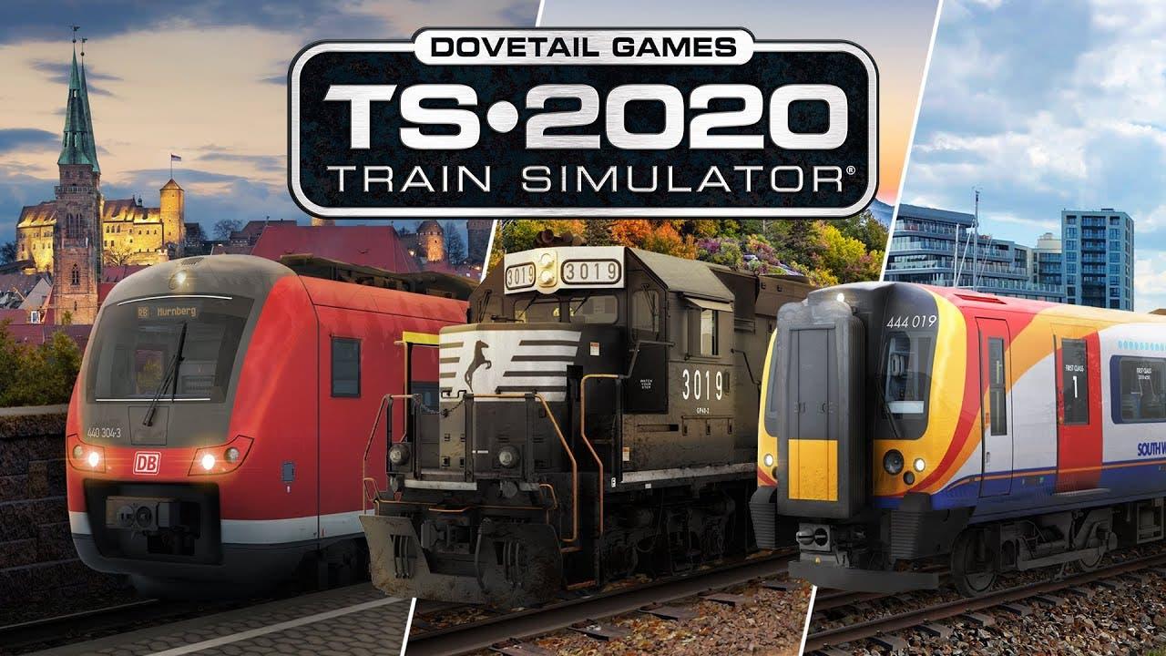 train simulator 2020 set to leav