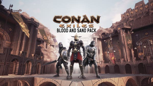 Conan Exiles gets new weapons and armor in The Blood and