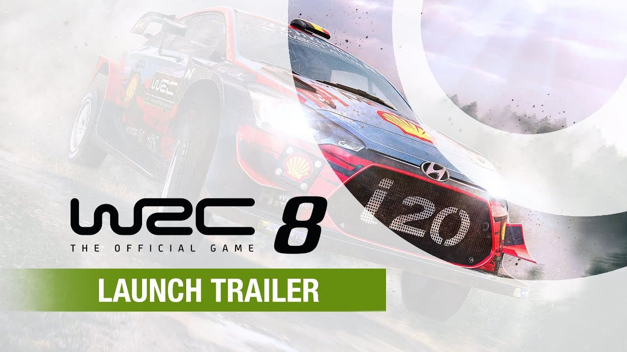 wrc 8 now available on pc and on