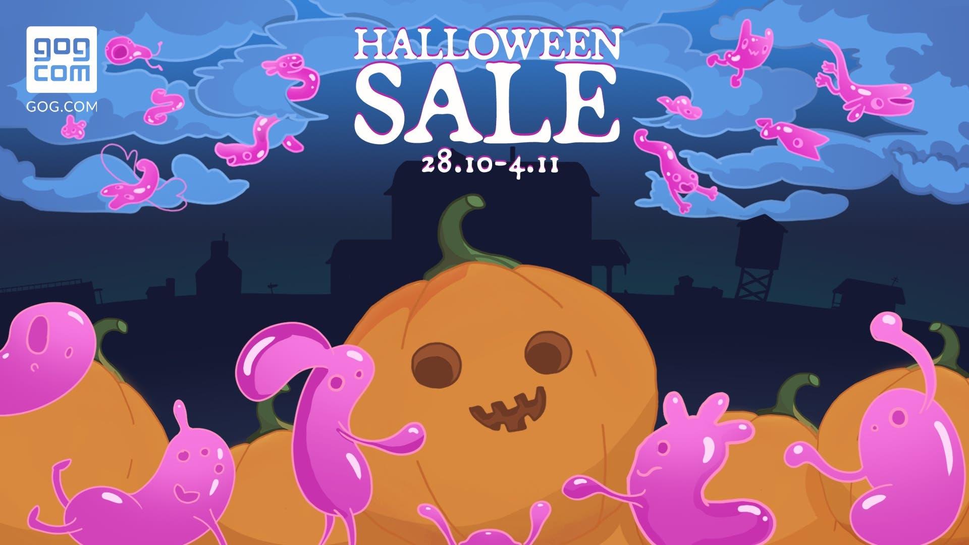 Halloween Sale GOG