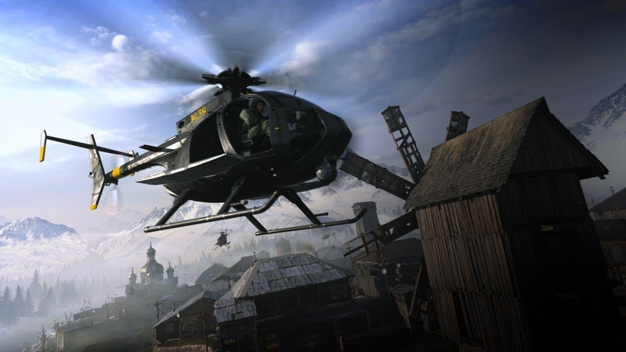 call of duty modern warfare pc t