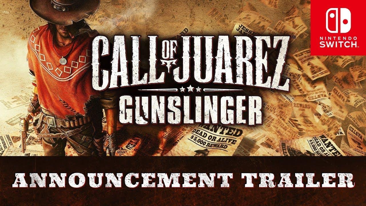 call of juarez gunslinger shoots