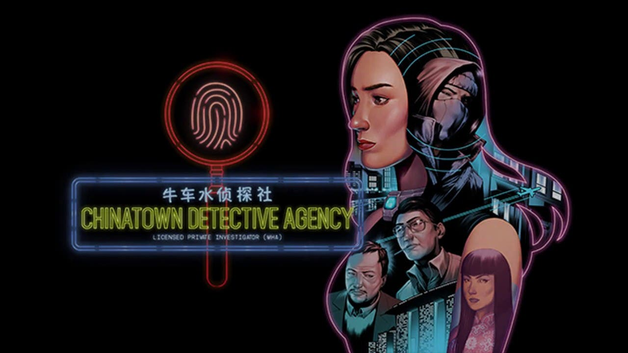 chinatown detective agency annou