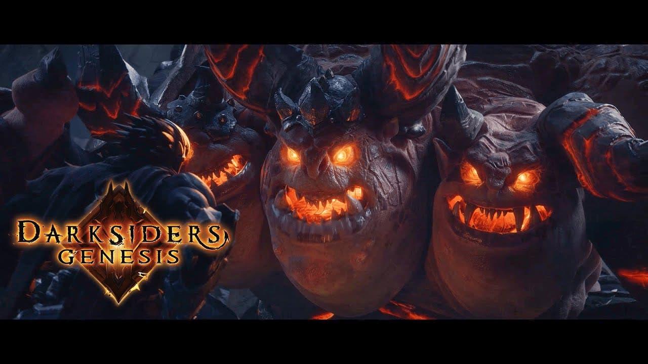 darksiders genesis trailer is cg