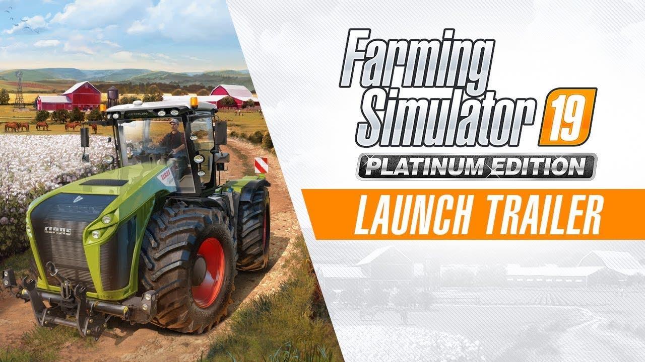 farming simulator 19 platinum re