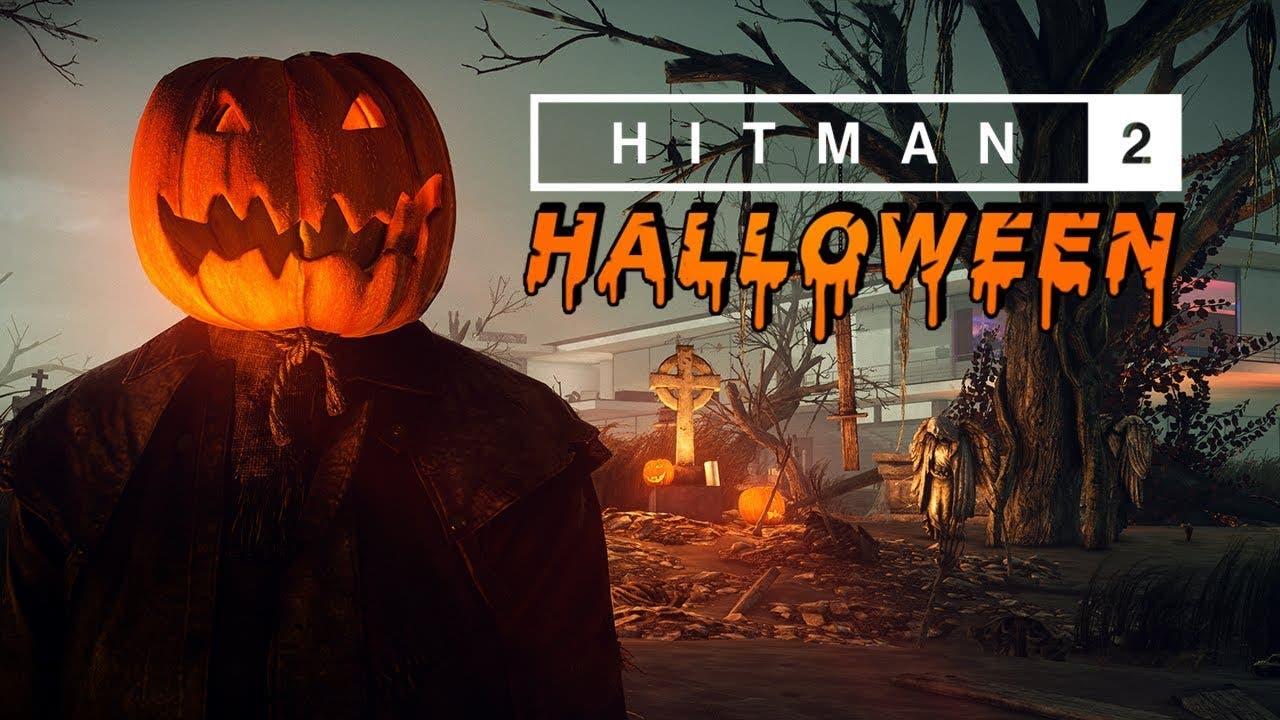 hitman 2 celebrates halloween wi