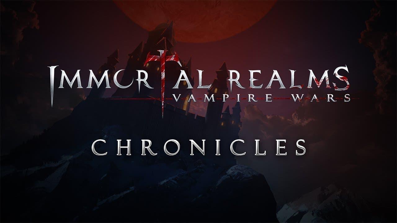 immortal realms vampire wars rel